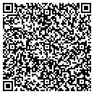QR-код с контактной информацией организации ТРАНСВЕТ