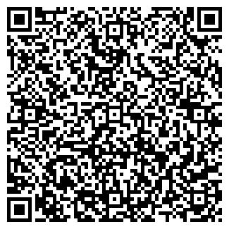 QR-код с контактной информацией организации КРАС-БАНК