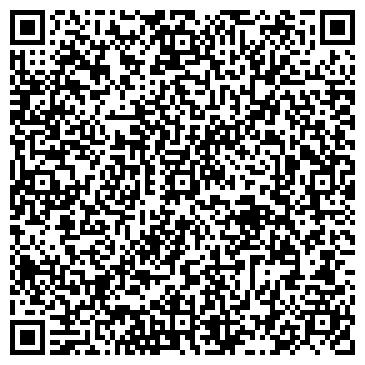 QR-код с контактной информацией организации БИБЛИОТЕКА ИМ.П.ТРУСА ЦЕНТРАЛЬНАЯ РАЙОННАЯ УЗДЕНСКАЯ