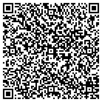 QR-код с контактной информацией организации БИН-КАЛИНИНГРАД