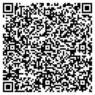 QR-код с контактной информацией организации ЕВРОФИНАНС