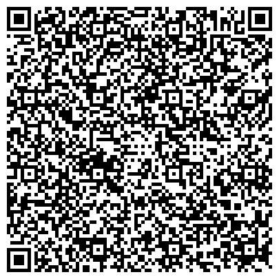 QR-код с контактной информацией организации МЧС РОССИИ ПО КАЛИНИНГРАДСКОЙ ОБЛАСТИ ПОИСКОВО-СПАСАТЕЛЬНАЯ СЛУЖБА