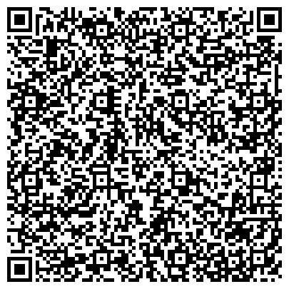 QR-код с контактной информацией организации ОТДЕЛ ВНЕВЕДОМСТВЕННОЙ ОХРАНЫ ПРИ ОВД МОСКОВСКОГО РАЙОНА