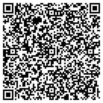 QR-код с контактной информацией организации БИРЖА ЛИНГВИСТОВ