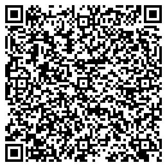 QR-код с контактной информацией организации БРУК МУР