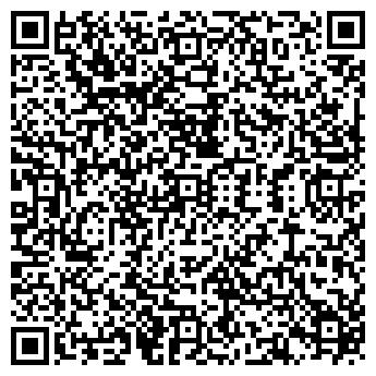 QR-код с контактной информацией организации КА БАЛТИКА