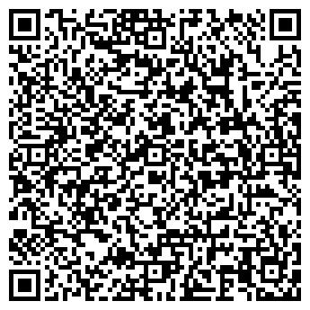 QR-код с контактной информацией организации Glacier SEO