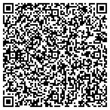 QR-код с контактной информацией организации Всё на кухне