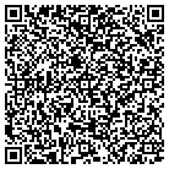 QR-код с контактной информацией организации ООО Хижина