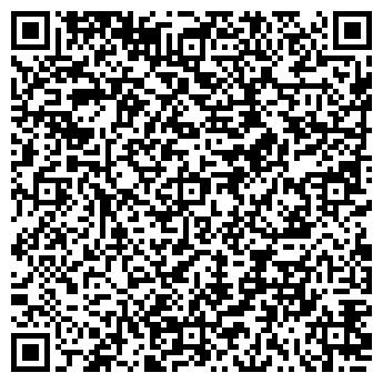 QR-код с контактной информацией организации ТВОЯ РАБОТА