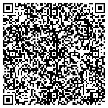 QR-код с контактной информацией организации Рубленая изба