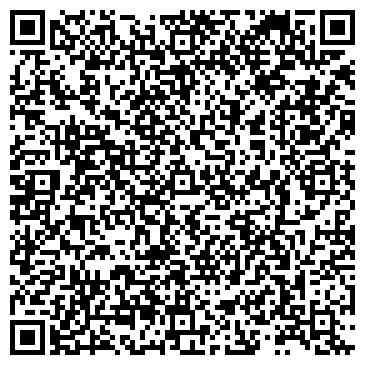 QR-код с контактной информацией организации КОВЧЕГ СОВРЕМЕННАЯ ХРИСТИАНСКАЯ ЦЕРКОВЬ
