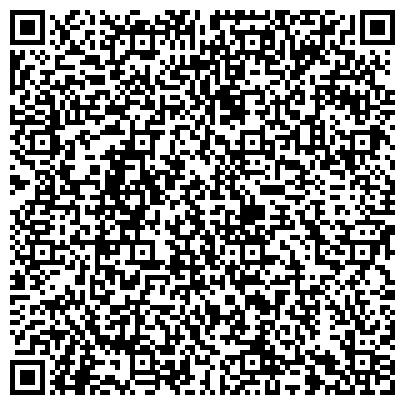 QR-код с контактной информацией организации РАБОТНИКОВ АВТОТРАНСПОРТА И ДОРОЖНОГО ХОЗЯЙСТВА ОБКОМ ПРОФСОЮЗА