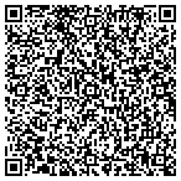QR-код с контактной информацией организации ВИТЯЗЬ ПОДРОСТКОВЫЙ КЛУБ
