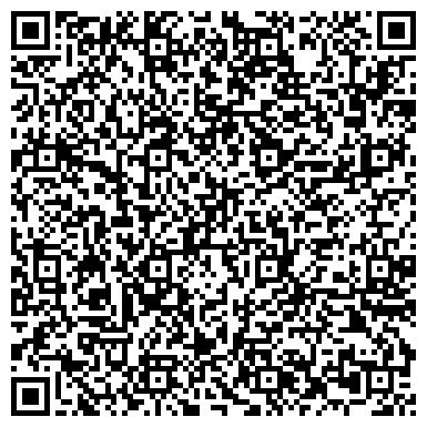 QR-код с контактной информацией организации ДЕТСКО-ЮНОШЕСКИЙ ЦЕНТР ЛЕНИНГРАДСКОГО РАЙОНА