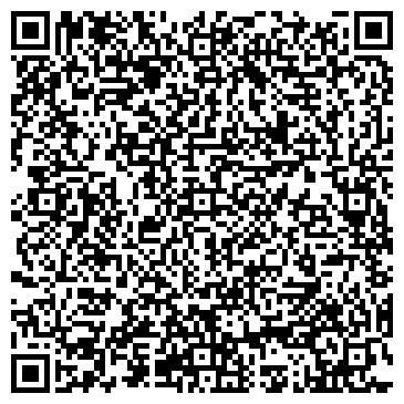 QR-код с контактной информацией организации ДЕТСКО-ЮНОШЕСКИЙ ЦЕНТР ЦЕНТРАЛЬНОГО РАЙОНА