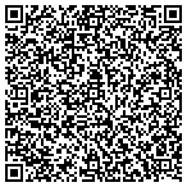 QR-код с контактной информацией организации МЕРИДИАН ПОДРОСТКОВЫЙ КЛУБ
