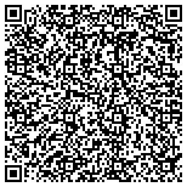 QR-код с контактной информацией организации ПОДРОСТКОВЫХ КЛУБОВ БАЛТИЙСКОГО РАЙОНА ОБЪЕДИНЕНИЕ