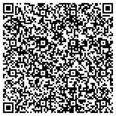 QR-код с контактной информацией организации ПОДРОСТКОВЫХ КЛУБОВ ОКТЯБРЬСКОГО РАЙОНА ОБЪЕДИНЕНИЕ