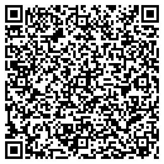 QR-код с контактной информацией организации РЫБАК, ООО