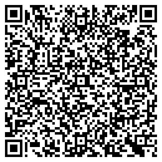 QR-код с контактной информацией организации АЭРОПОРТ
