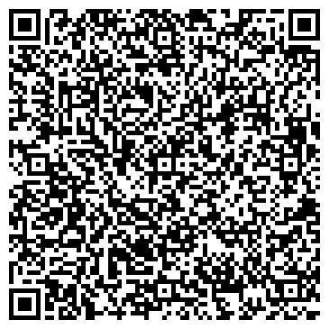 QR-код с контактной информацией организации КИНГИСЕППСКОГО РАЙОНА ДЮСШ