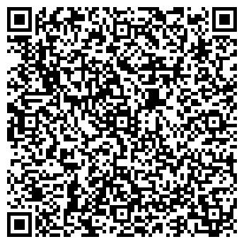 QR-код с контактной информацией организации РЕСТОРАН ЦЕНТРАЛЬНЫЙ