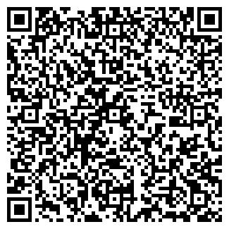 QR-код с контактной информацией организации ДОМ ХЛЕБА