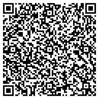 QR-код с контактной информацией организации K PLUS
