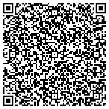 QR-код с контактной информацией организации КИРИШСКОЕ РАЙОННОЕ ПОТРЕБИТЕЛЬСКОЕ ОБЩЕСТВО