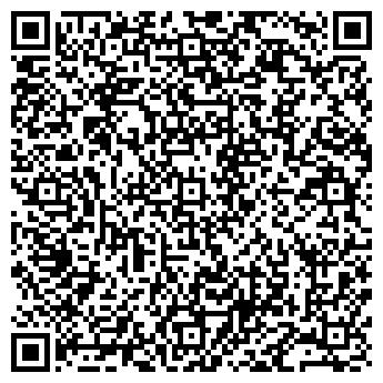 QR-код с контактной информацией организации КИРИШСКОЕ ЛЕСНИЧЕСТВО