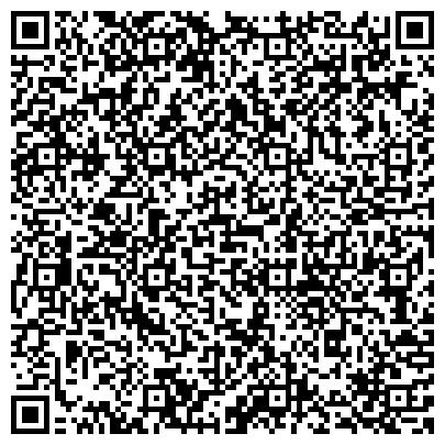 QR-код с контактной информацией организации РОСПОТРЕБНАДЗОР ПО ЛО ТЕРРИТОРИАЛЬНОЕ УПРАВЛЕНИЕ ОТДЕЛ В КИРИШСКОМ РАЙОНЕ
