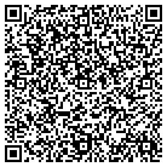 QR-код с контактной информацией организации ГОРВОДОКАНАЛ, МУП