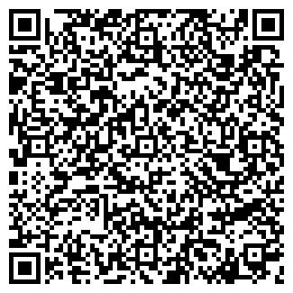QR-код с контактной информацией организации ТАЙМ, ЗАО