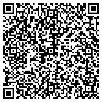 QR-код с контактной информацией организации ТРАСТ-ЛЕС, ЗАО