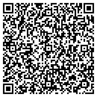 QR-код с контактной информацией организации СПОРТ