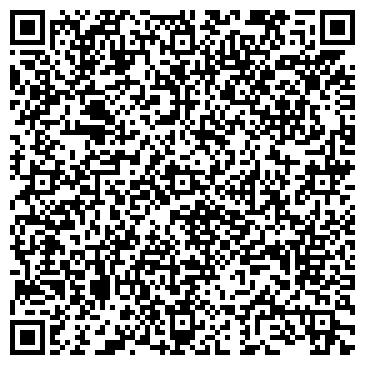 QR-код с контактной информацией организации СЕВЕРНАЯ Ж/Д ДИСТАНЦИЯ ПУТИ СТ. КОТЛАС