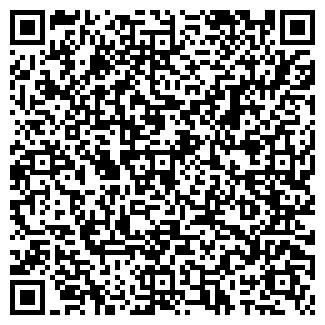 QR-код с контактной информацией организации ХИМЛЕС-СЕРВИС