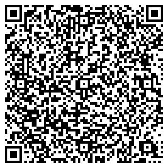 QR-код с контактной информацией организации ЕВДА ДЕТСКИЙ САНАТОРИЙ