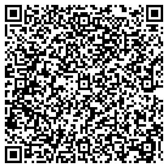 QR-код с контактной информацией организации СЕРЕБРЯНСКАЯ ШКОЛА