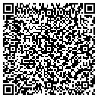 QR-код с контактной информацией организации ПАДАНЫ, ОАО