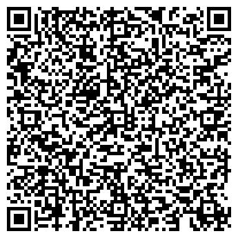 QR-код с контактной информацией организации СЕВЕРНЫЕ ОКНА