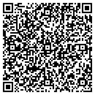 QR-код с контактной информацией организации ПТИЦА