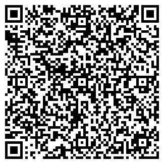 QR-код с контактной информацией организации ЗАО РОСЬ-1