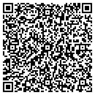 QR-код с контактной информацией организации ООО ПРОМ-АЛЬПИН