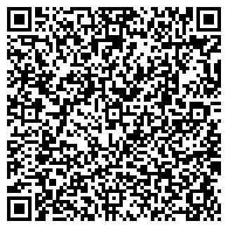 QR-код с контактной информацией организации ИЧП БАХТИНА
