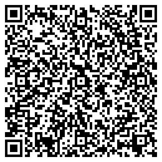 QR-код с контактной информацией организации БАБУШ