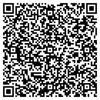 QR-код с контактной информацией организации ФЕДОР