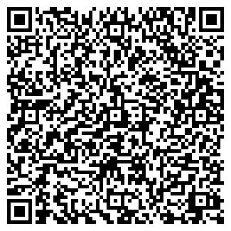 QR-код с контактной информацией организации ЗАО ЮНАЙТ