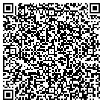QR-код с контактной информацией организации БУМАГА И КАРТОН
